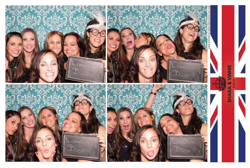 Sweet Booths Photobooth Shara and Vin (1)