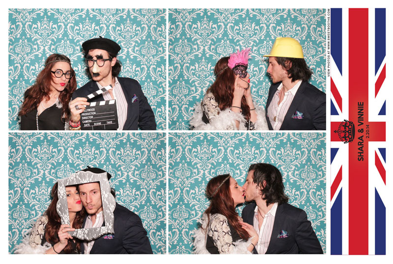 Sweet Booths Photobooth Shara and Vin (4)
