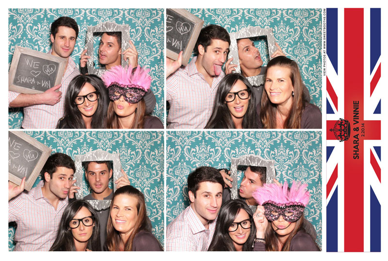 Sweet Booths Photobooth Shara and Vin (6)
