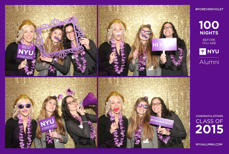 Sweet Booths Photo Booth New York University (1)