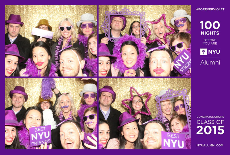 Sweet Booths Photo Booth New York University (2)