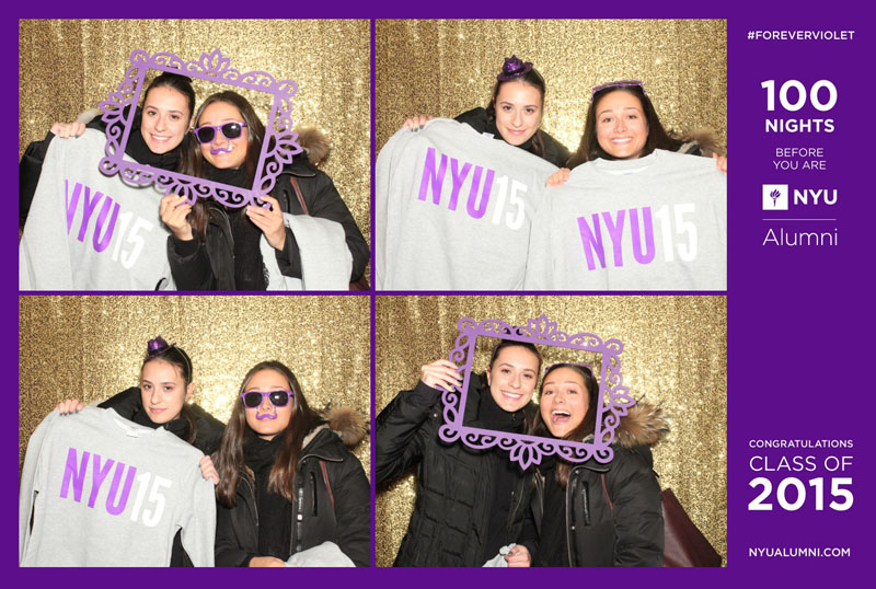 Sweet Booths Photo Booth New York University (4)