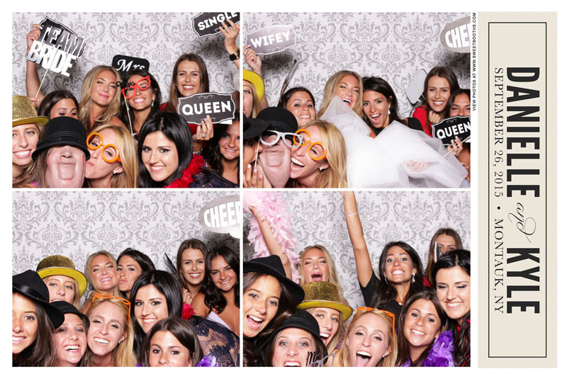 Danielle and Kyle Photobooth wedding (1)