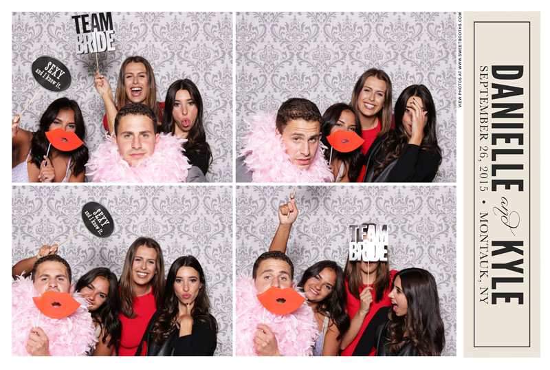 Danielle and Kyle Photobooth wedding (5)