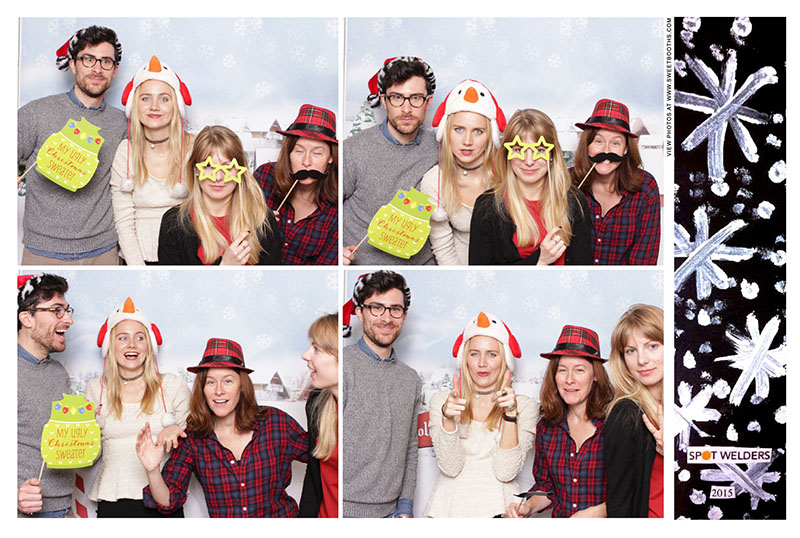 Sweet booths photo booth holiday corporate (2)