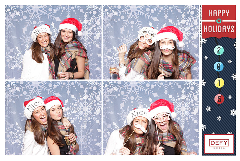 Sweet Booths photobooth holiday party (1)