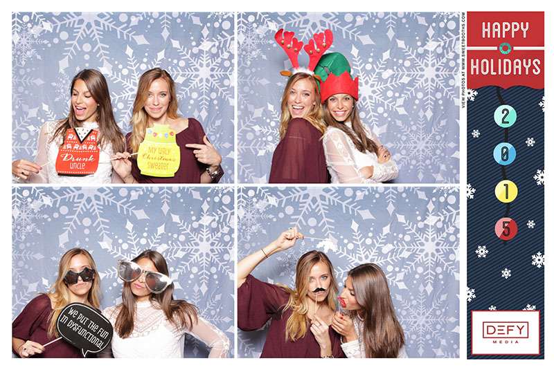 Sweet Booths photobooth holiday party (4)