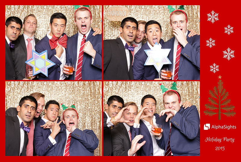 Sweet booths photo booth holiday party (2)