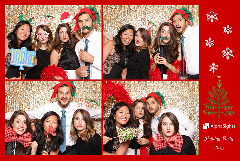 Sweet booths photo booth holiday party (4)