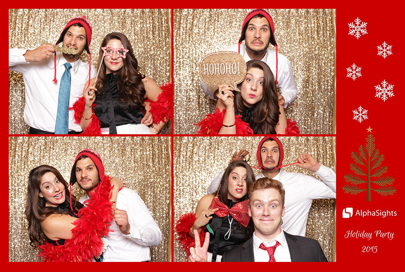 Sweet booths photo booth holiday party (5)
