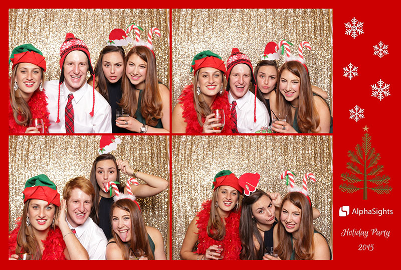 Sweet booths photo booth holiday party (6)