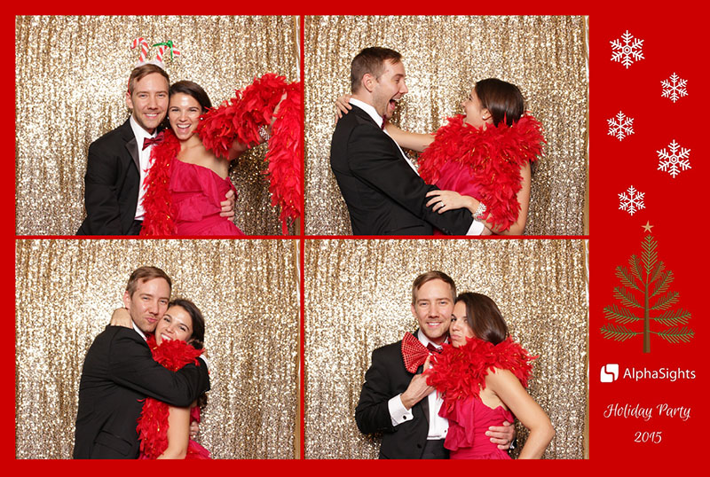 Sweet booths photo booth holiday party (7)