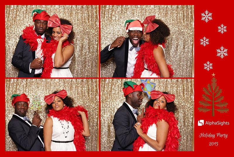 Sweet booths photo booth holiday party (8)