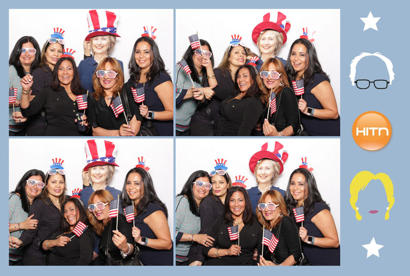 April 15 2016 HITN Democratic Debate Watch Party Photobooth (16)