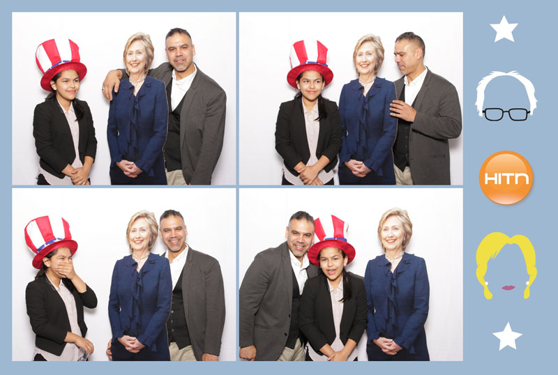 April 15 2016 HITN Democratic Debate Watch Party Photobooth (27)