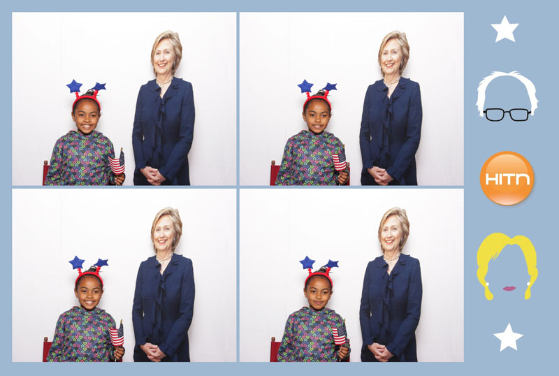 April 15 2016 HITN Democratic Debate Watch Party Photobooth (7)
